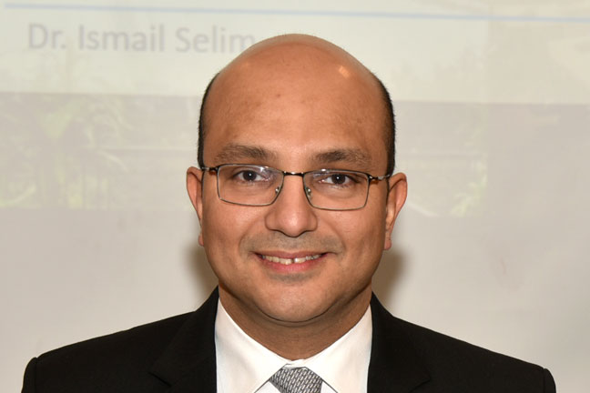 Dr Ismail Selim